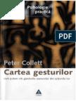 Peter Collette - Cartea Gesturilor