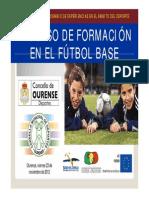 Futbol Base - Ourense