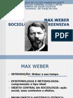 WEBER Max Weber Racionalização Ação e Relação Social