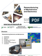 Freiberger Remanufacturing Mechatronics Electronics