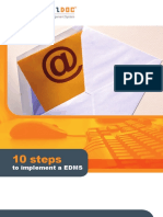 10 Steps to Implement EDMS