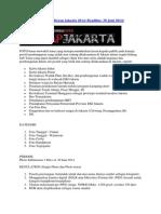 Lomba Foto Nasional Derap Jakarta 2014