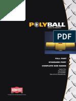 Poly Ball Catalogue