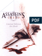 David Hodgson, David Knight Assassins Creed Limited Edition Art Book Prima Official Game Guide N a 2007