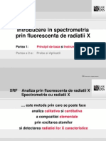 XRF-Introducere
