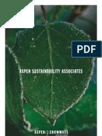 Aspen Sustainability Associates