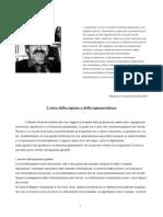 Serge Latouche Etica Della Ragione