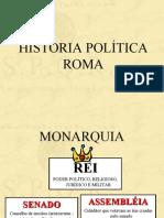 Roma e os Barbaros