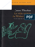 La Vida Secreta de Walter Mitty.james Thurber
