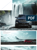 Hyundai Santa-Fe Main Catalogue