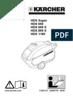 HDS 695-895-1195
