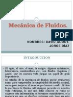 Mecánica de Fluidos Presentacion Ppt. (2)