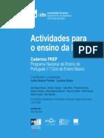 Pnep Atividades Ensino Lingua 2009