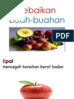 kebaikanbuah-buahan-