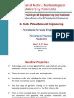 Petroleum Fractions (GASOLINE)