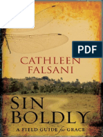 Sin Boldly by Cathleen Falsani, Chapter 1