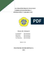 Proposal PSV