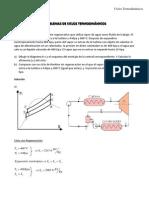 Problemas Ciclos termodinámicos (1)