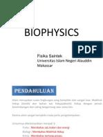 1. Bio Mekanika