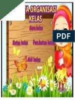 Carta Organisasi Kelas 2014