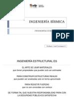 Ingenieria Sísmica - Presentacion Curso.pptx