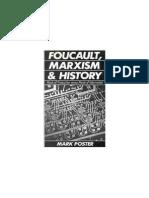 Foucault Marxism and History
