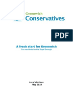 A fresh start for Greenwich- 
