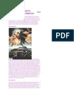 Arhanghelul Mihail in Traditii Religioase