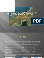 hydroelectricity fys156