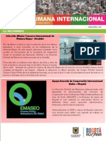 Boletín Interno No. 26
