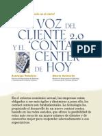2011 ART-Harvard Deusto La Voz Del Cliente 2.0