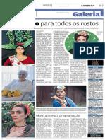 Exposição Oficina Todos Podem Ser Frida | Jornal A Tribuna