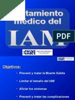 Tratamiento Del IAM