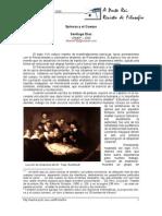 Spinoza y El Cuerpo - Santi Diaz