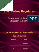 verbs in spanish