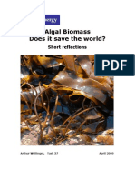 Algal Biomass