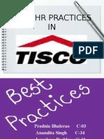 Performance Appraisal in TISCO