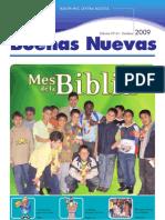 BUENAS NUEVAS OCTUBRE_2009_IPUC_CENTRAL