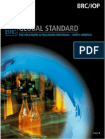 BRC-IoP Global Standard - For Packaging & Packaging Materials - North America - Issue 4 - Parte A