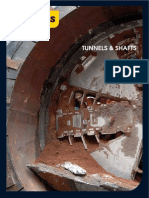 Farrans Tunnels and Shafts Brochure