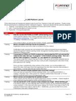 Fortinet Partner FAQ