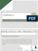u4 Estrategias de Mercadotecnia