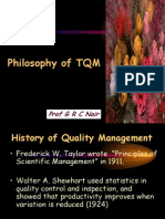 3. Abridged Philosophy of TQM for Class