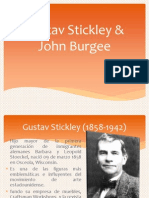 Gustav Stickley & John Burgee