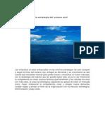 Análisis Del Libro La Estrategia Del Océano