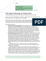 Policy Brief Smart Grid July 09