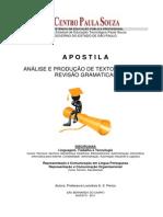 APOSTILA-Gramatica e Redacao Tecnica-rev