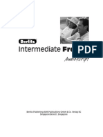 French Intermediate Conversation Guide