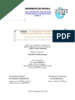 Performance commerciale du réseau de distribution