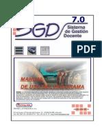 Maedusgd00104 Manual Sgdv7